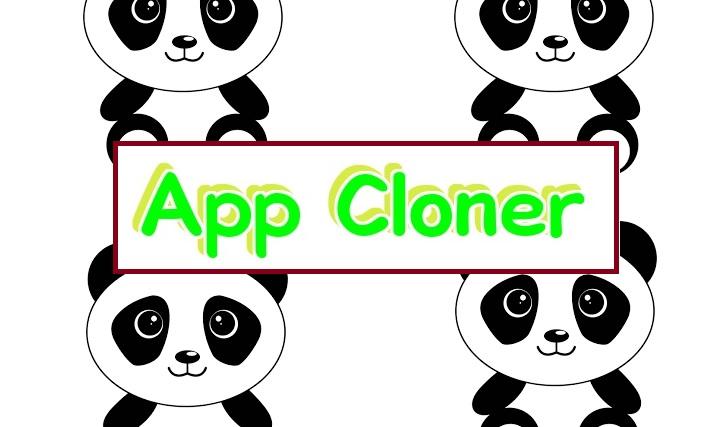 Panda App Cloner